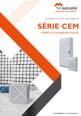 ARMOIRES ET SOLUTIONS CEM · Delvalle Box