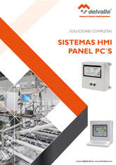 SISTEMAS HMI PANEL PC´S · Delvalle Box