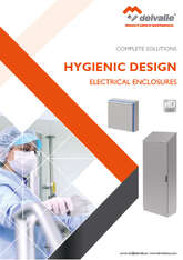 HYGIENIC DESIGN ENCLOSURES · Delvalle Box
