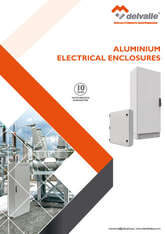 ALUMINIUM ELECTRICAL ENCLOSURES · Delvalle Box