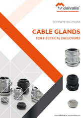 CABLE GLANDS FOR ELECTRICAL ENCLOSURES · Delvalle Box