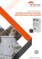 CLIMATE CONTROL COOLING FOR ELECTRICAL ENCLOSURES · Delvalle Box
