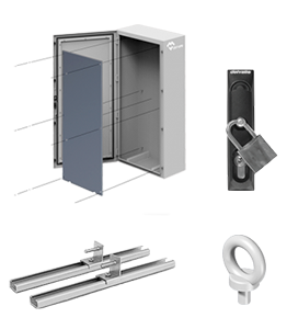Electrical Enclosures Accessories · Delvalle Box
