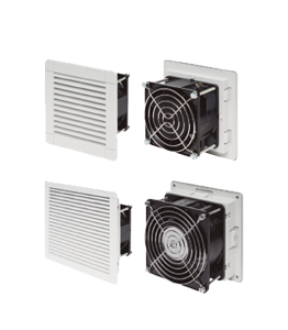 EMC filter fans IP54-55 PRIUS · Delvalle Box