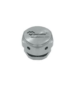 Stainless Steel Ventilation Plugs IP68 · Delvalle Box