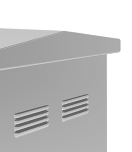 Ventilation Brackets · Delvalle Box