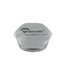 Metric Stainless Steel AISI 304 Hexagon Plug IP68 · Delvalle Box