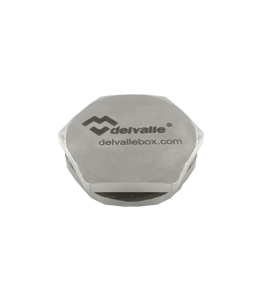 Metric Nickel Plated Hexagon Plug IP68 · Delvalle Box
