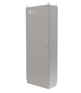 Modular Stainless Steel Enclosure Titan IP55-66 · Delvalle Box