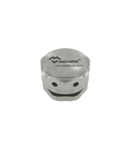 Nickel Plated Ventilation Plugs IP68 · Delvalle Box