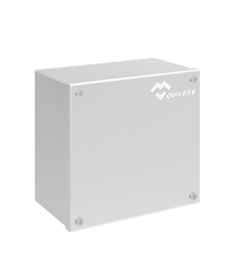 Stainless Steel Industrial Enclosures · Delvalle Box