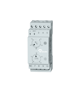 High Intensity Thermostat Dual · Delvalle Box