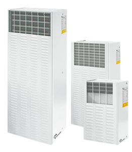 Outdoor Air Cooling Enclosures IP54 · Delvalle Box