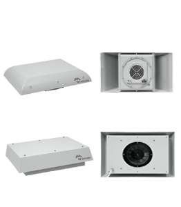 Ventilateurs de Toit Viper IP44-54 · Delvalle Box