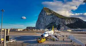 Gibraltar Airport Access Tunnel · Delvalle Box