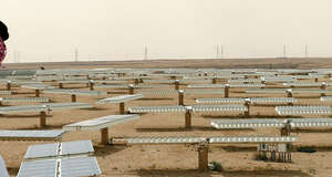 Solar Power Plant · Delvalle Box