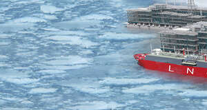 Liquefied Natural Gas (LNG) in the Russian Arctic · Delvalle Box