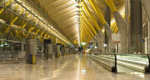 Improved Mobility at Madrid-Barajas Adolfo Suárez Airport · Delvalle Box