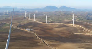 Los Arcos Wind Farm (Andalusia) · Delvalle Box
