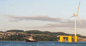 Kincardine Floating Marine Wind Farm (Scotland) · Delvalle Box