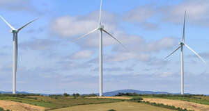 Serra das Penas and Paradela Wind Farms (Galicia) · Delvalle Box