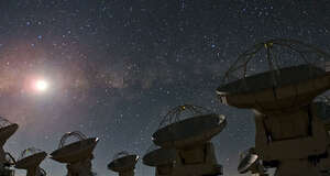 Atacama Large Millimeter Array · Delvalle Box