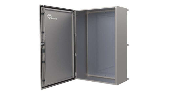 Stainless Steel Wall Enclosure Luxor IP66 · Delvalle Box