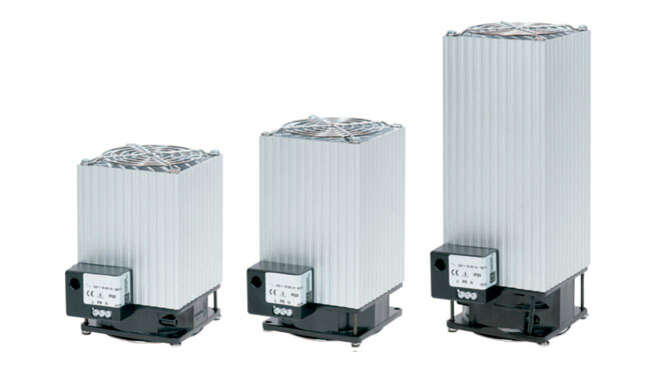 Aluminium Resistance Heaters for Enclosures · Delvalle Box