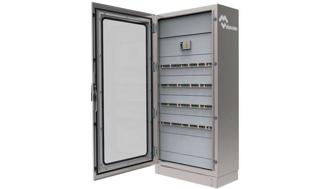 Modular Distribution Compact Cabinets Tribeca IP65 · Delvalle Box