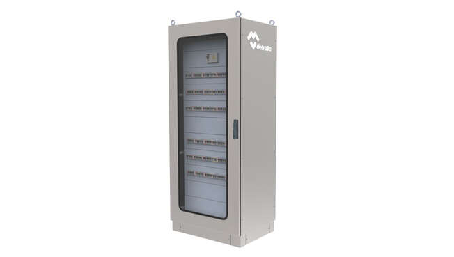 Modular Distribution Cabinets Titan IP66 · Delvalle Box