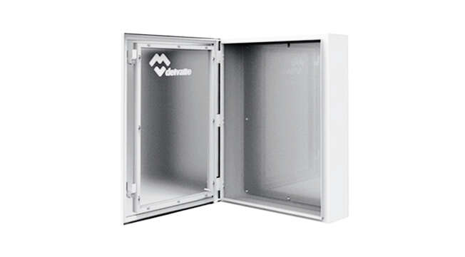 EMC Wall Mount Enclosure · Delvalle Box