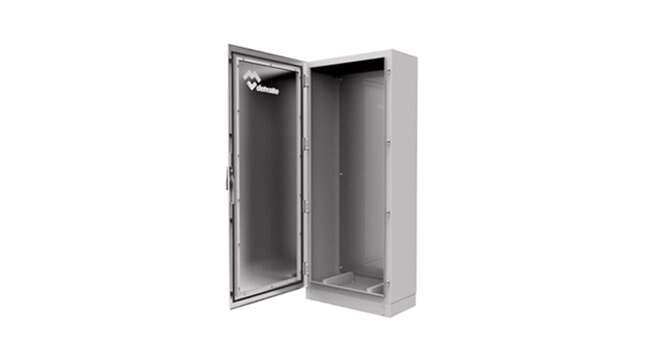 EMC Free-Stand Enclosures · Delvalle Box