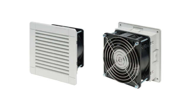 EMC Filter Fans Prius IP54-55 · Delvalle Box