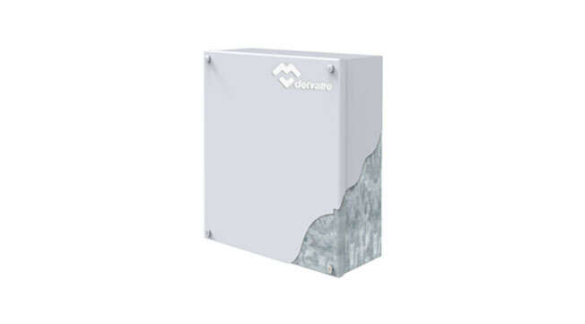 Galvanized Steel Terminal Boxes Geo IP66 · Delvalle Box