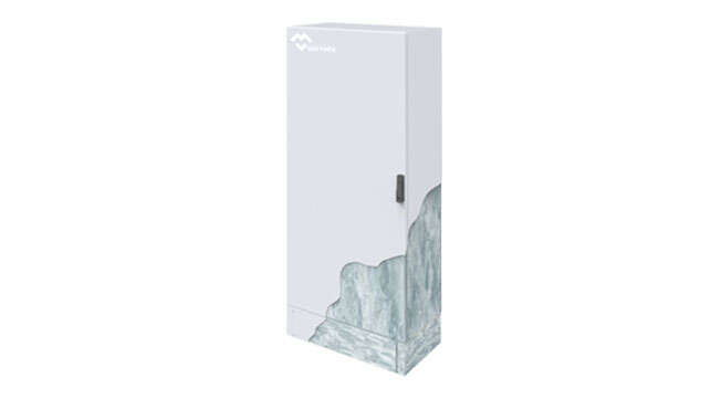 Galvanized Free-Standing Enclosure Tribeca IP66 · Delvalle Box