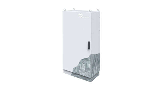 Modular Galvanized Steel Enclosure Titan IP66 · Delvalle Box