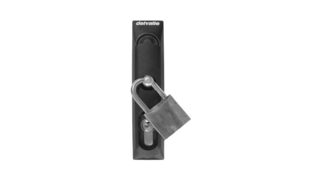 Security lock · Delvalle Box