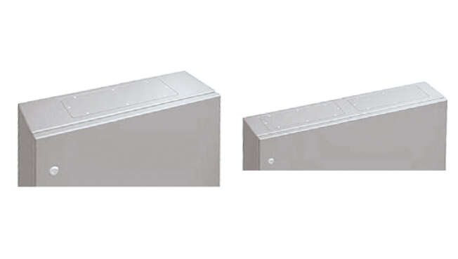 Cable Entry Cover · Delvalle Box
