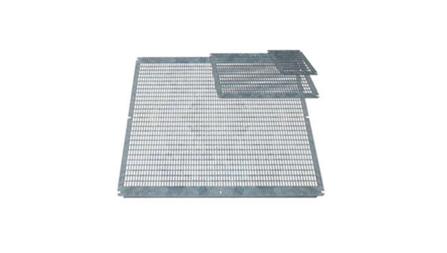 Perforated Mounting Plate · Delvalle Box