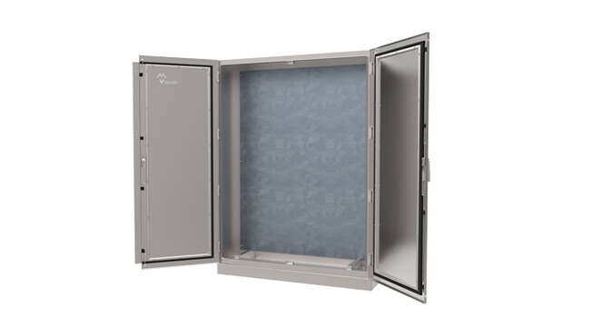Stainless Steel Free-Standing Enclosure Tribeca IP66 · Delvalle Box