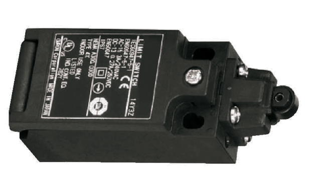 Limit Switches for Electrical Enclousure · Delvalle Box