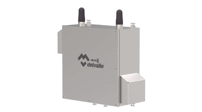 WIFI Outdoor Enclosure · Delvalle Box