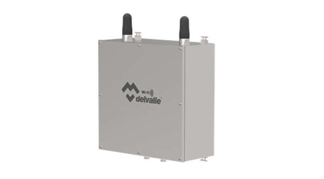 Industrial Cabinet WIFI Outdoor - IP55 Heat and Cold Solution · Delvalle Box