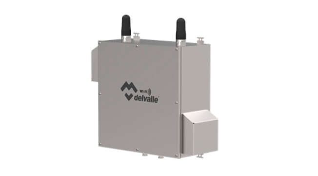 Industrial Cabinet WIFI Outdoor - IP66 Heat and Cold Solution · Delvalle Box