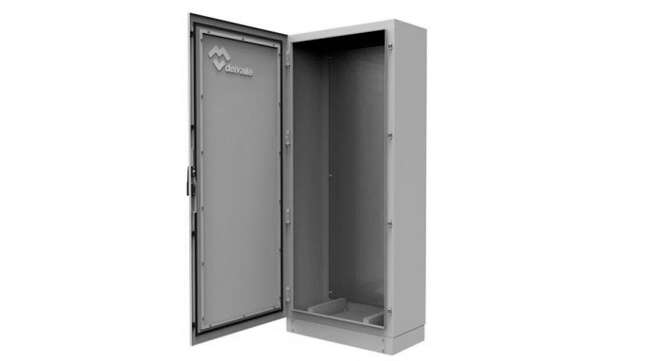 Steel Free-Standing Enclosure Tribeca IP66 · Delvalle Box