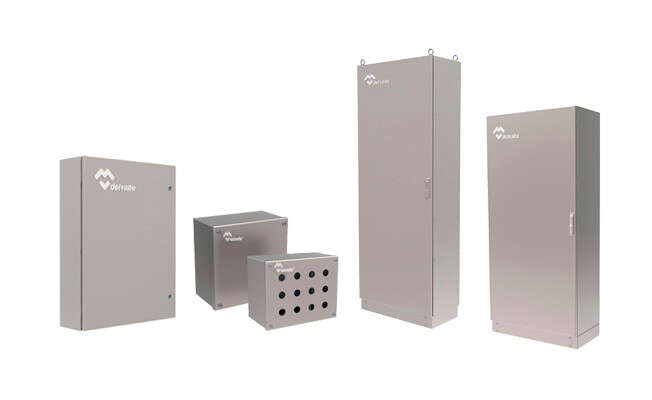 Nema Enclosures Type 3x-4x · Delvalle Box