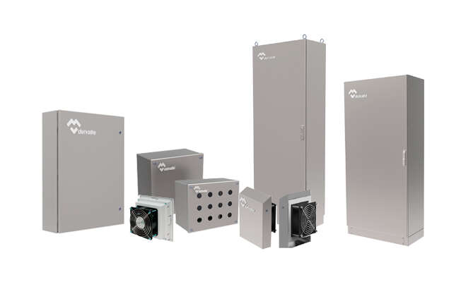 Nema Enclosures Type 5-13 · Delvalle Box