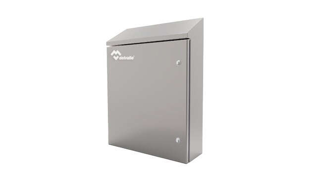 Electrical Wall Enclosure Luxor Fresh IP66 · Delvalle Box