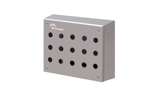 Junction Box Geo Fresh IP66 · Delvalle Box