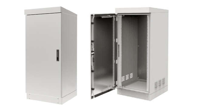EMC Outdoor Rack 19 · Delvalle Box